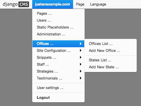 How to extend the Toolbar — django cms 3 4 6 documentation